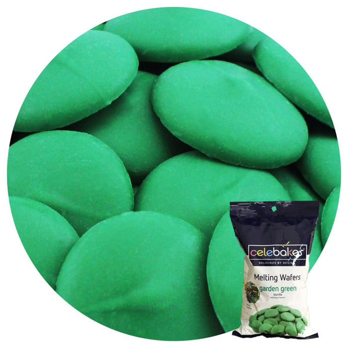 Merckens Dark Green Confectionery candy