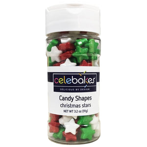CK Candy Shapes Christmas Stars 3.2oz