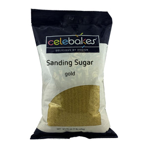 CK Sanding Sugar Gold 4oz/16oz