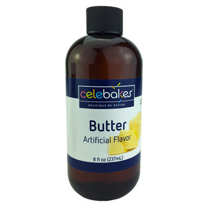 Butter Flavor Celebakes CK Products Flavoring - Bake Supply Plus