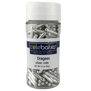 CK Dragees Silver Rods 3.3oz