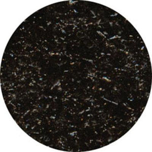 CK Edible Glitter Black 1/4 oz CK Products Edible Glitter - Bake Supply Plus