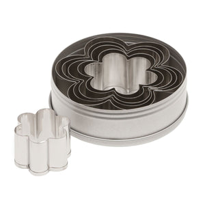 Plain Daisy Set 6pc Ateco Cutter - Bake Supply Plus