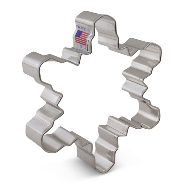 "Snowflake 4 1/4"" Cookie Cutter"