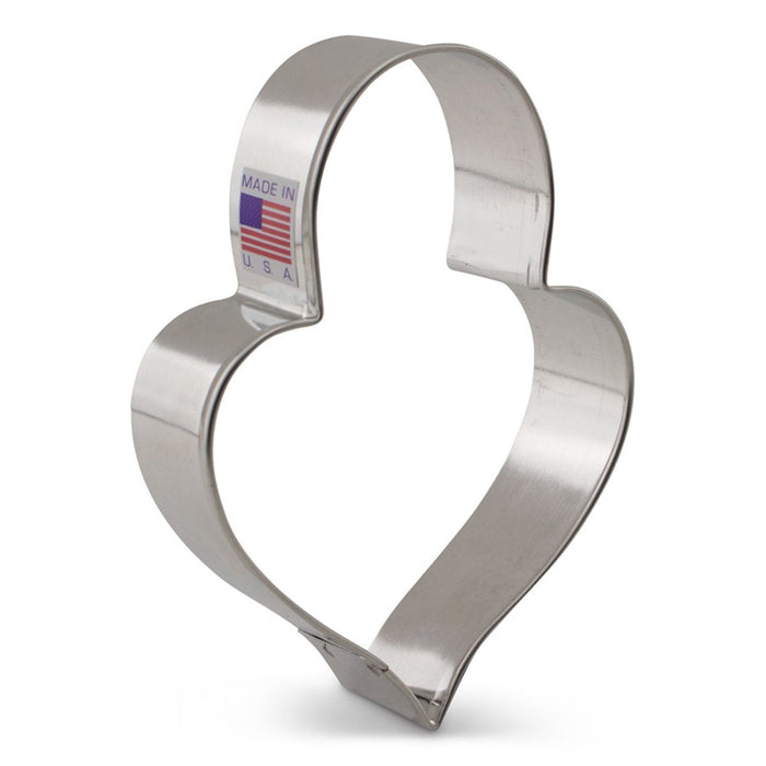 Heart Padlock Cookie Cutter