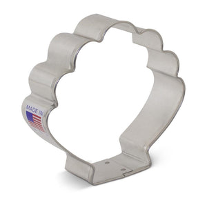 Seashell Cookie Cutter Ann Clark Cookie Cutter - Bake Supply Plus