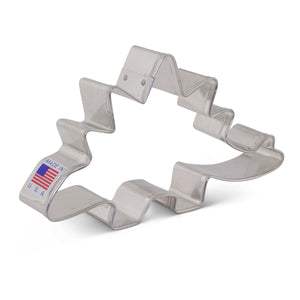 Stegosaurus Cookie Cutter Ann Clark Cookie Cutter - Bake Supply Plus