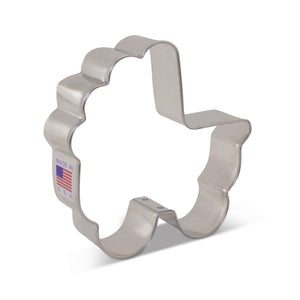 Baby Carriage Cookie Cutter Ann Clark Cookie Cutter - Bake Supply Plus