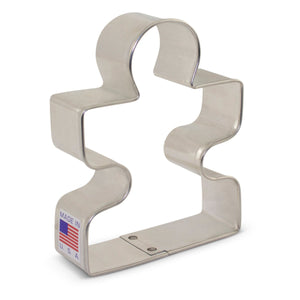 Puzzle Cookie Cutter Ann Clark Cookie Cutter - Bake Supply Plus