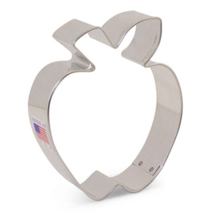 Apple Cookie Cutter Ann Clark Cookie Cutter - Bake Supply Plus
