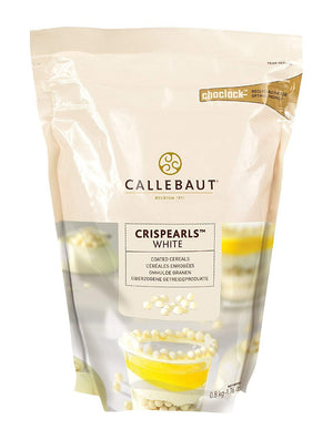 Callebaut Crispearls™ White Callebaut Chocolate Topping - Bake Supply Plus