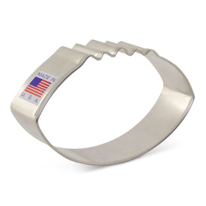 Football Cookie Cutter Ann Clark Cookie Cutter - Bake Supply Plus
