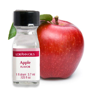 Apple Flavor 1 Dram LorAnn Oils Flavoring - Bake Supply Plus
