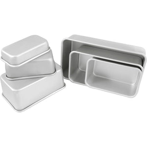 Fat Daddio's Bread Pans — All Sizes - Bake Supply Plus