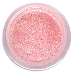 Baby Pink Disco Dust Sunflower Sugar Art Disco Dust - Bake Supply Plus
