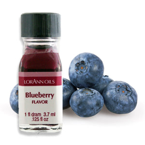 Blueberry, Natural Flavor 1 Dram - Bake Supply Plus