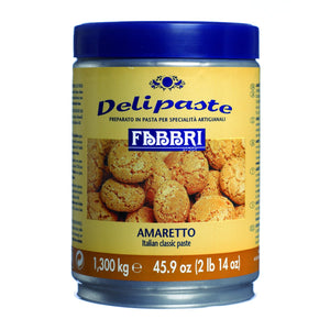 Fabbri Amaretto Delipaste/Compound Fabbri Flavoring Paste - Bake Supply Plus