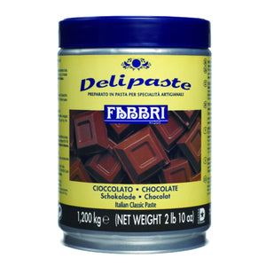 Fabbri Chocolate Delipaste/Compound Fabbri Flavoring Paste - Bake Supply Plus
