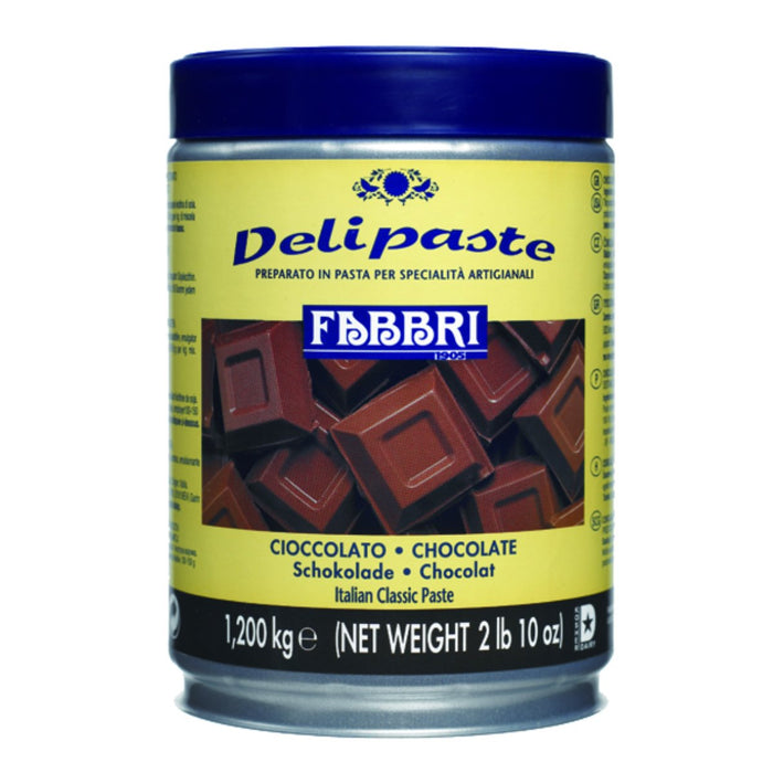 Fabbri Chocolate Delipaste/Compound