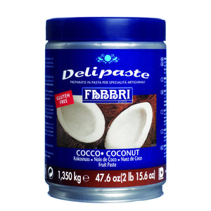 Fabbri Coconut Delipaste/Compound Fabbri Flavoring Paste - Bake Supply Plus