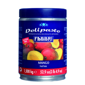 Fabbri Mango Delipaste/Compound Fabbri Flavoring Paste - Bake Supply Plus