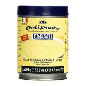 Fabbri Vanilla Bourbon Delipaste/Compound - Bake Supply Plus