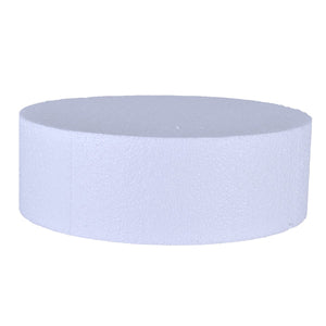 Foam Cake Dummies - 20x4 Round Bake Supply Plus Cake Dummy Round - Bake Supply Plus