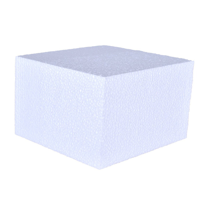 Foam Cake Dummies - 8x8x4 Square
