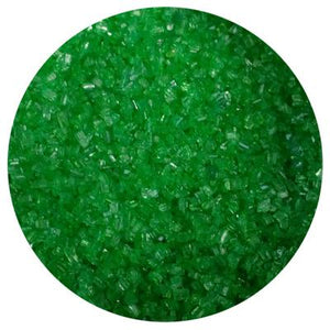 CK Sanding Sugar Emerald Green 4 oz CK Products Sprinkles - Bake Supply Plus