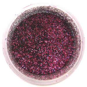 Fuschia Disco Dust Sunflower Sugar Art Disco Dust - Bake Supply Plus