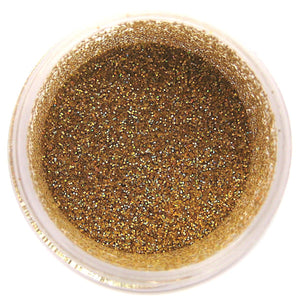 Gold Hologram Disco Dust Sunflower Sugar Art Disco Dust - Bake Supply Plus