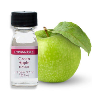 Apple-Green Flavor 1 Dram LorAnn Oils Flavoring - Bake Supply Plus