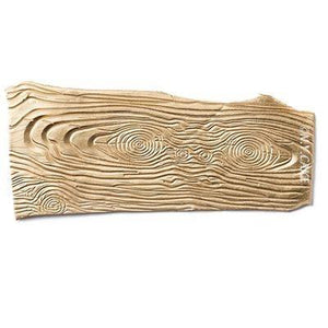 Wood Grain Fondant Impression Mat NY Cake Impression Tool - Bake Supply Plus