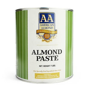 American Almond Almond Paste - Sweetened Callebaut Almond Paste - Bake Supply Plus