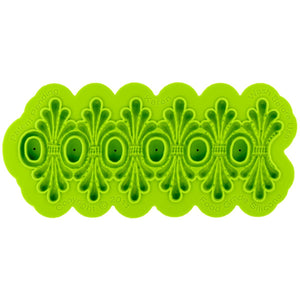 Karen Lace Mold Marvelous Molds Silicone Mold - Bake Supply Plus