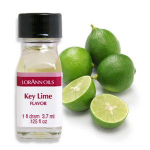 Key Lime, Natural Flavor 1 Dram LorAnn Oils Flavoring - Bake Supply Plus