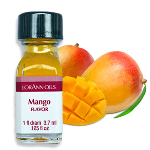 Mango Flavor 1 Dram LorAnn Oils Flavoring - Bake Supply Plus