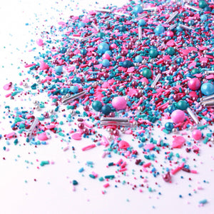 Mixed Berry Sprinkle Mix 4oz SprinklePop Sprinkles - Bake Supply Plus