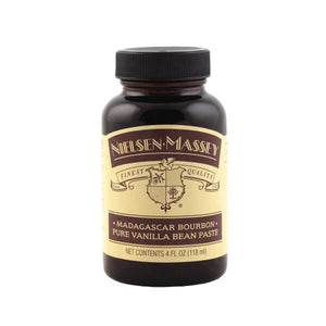 Madagascar Bourbon Pure Vanilla Bean Paste 4 oz - Bake Supply Plus