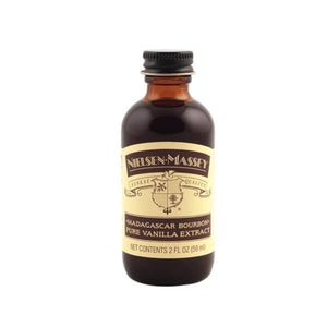 Madagascar Bourbon Pure Vanilla Extract  — 2, 4, & 8 oz - Bake Supply Plus