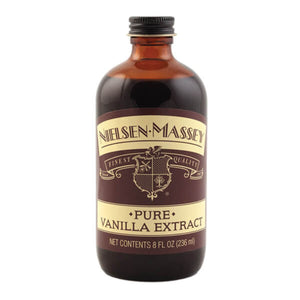 Pure Vanilla Extract  — 2, 4, 8, & 32 oz - Bake Supply Plus