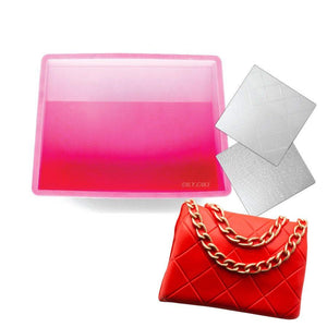 Designer Purse Handbag Cake Kit NY Cake Silicone Mold - Bake Supply Plus