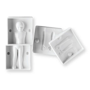 Child People Mold NY Cake Modeling Mold - Bake Supply Plus