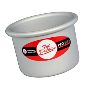 Fat Daddio's Round Cake Pans — All Sizes - Bake Supply Plus