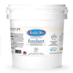 Satin Ice Fondant — All Colors & Sizes - Bake Supply Plus