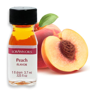 Peach Mango, Natural Flavor 1 Dram LorAnn Oils Flavoring - Bake Supply Plus