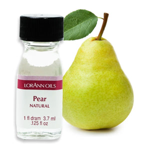 Pear, Natural Flavor 1 Dram - Bake Supply Plus