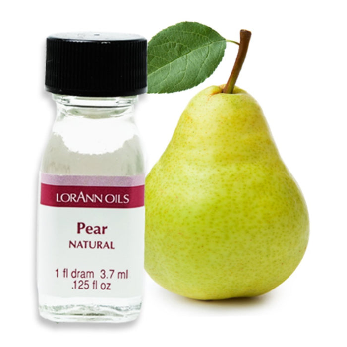 Pear, Natural Flavor 1 Dram