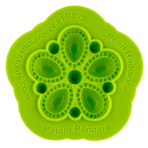 Pearl Radiance Mold Marvelous Molds Silicone Mold - Bake Supply Plus