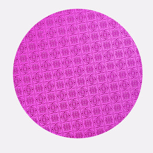 Pink Circle Cake Drums Whalen Packaging Cake Drum - Bake Supply Plus